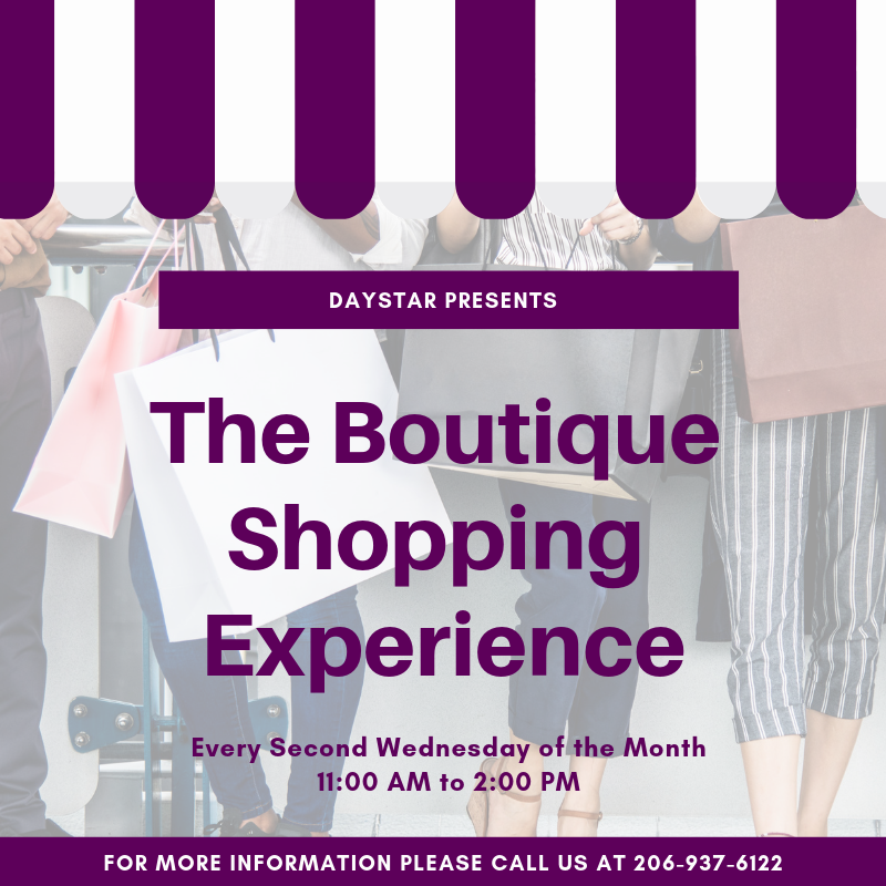 Boutique Shopping Experience