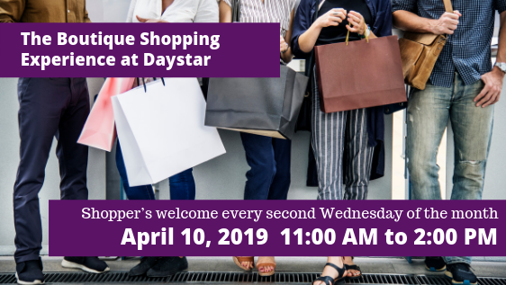 Daystar Special Graphic - Reduced Rate
