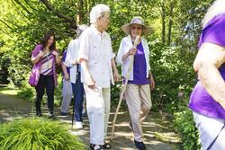 Daystar Retirement Community | Walking Group Outings